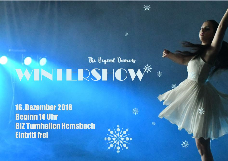 TBD Wintershow 2018